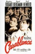 "Poster for ""Casablanca"" – 1942."