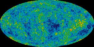 WMAP image of the CBM