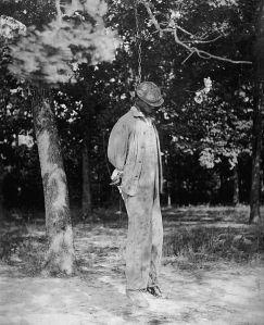 Lynching Circa 1925