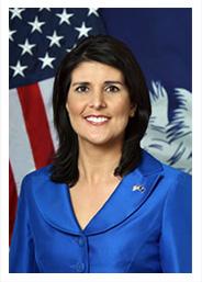 Nikki Haley Governor of South Carolina