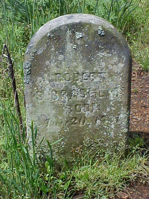 Captain Robert S. Brashears, Overmountain Man
