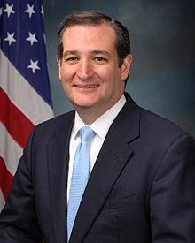 Senator Ted Cruz R-Texas