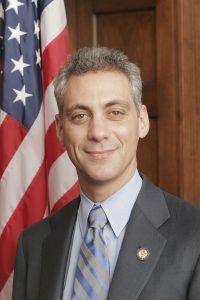 Rahm Emanuel Mayor of Chicago