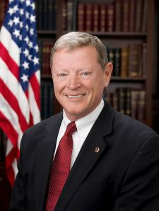 Sen. James Inhofe R-Oklahoma