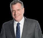 Bill de Blasio Mayor of New York City
