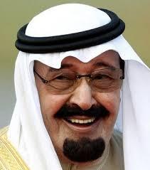 The Late King Abdullah Bin Abdul-Aziz of Saudi Arabia