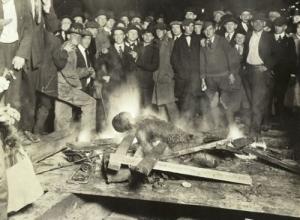 Omaha Courthouse Lynching 1919