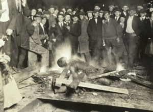 Omaha Courthouse Lynching 1919