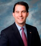 Governor Scott Walker (R-Wisconsin)