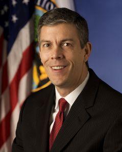 Arne Duncan Secretary of Education