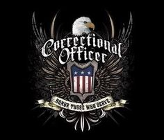 Correctional officer prayer