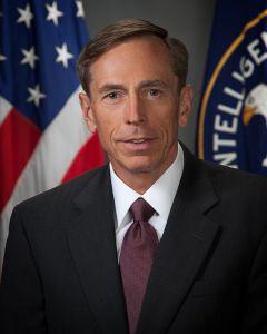Former CIA Director General David Petraeus