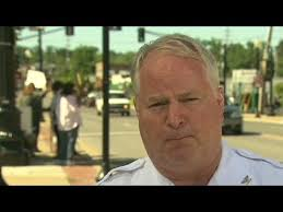 Ferguson Police Chief Tom Jackson