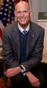 Governor Rick Scott of Florida