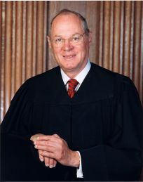 Anthony Kennedy Associate Justice of the Supreme Court of the United States