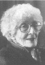 May Sarton in old age