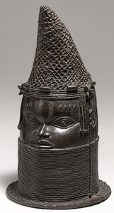 Head of Benin Iyoba (Queen Mother) 18th Century