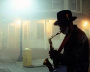 Jazz ghost