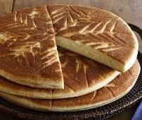 Ambasha Ethiopian bread