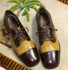 Dance Shoes Mens 1950s