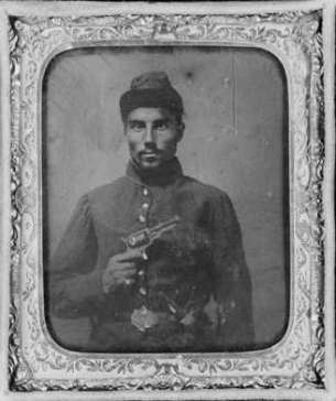 Louisiana Native Guard soldier