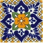 Mexican tile-talavera