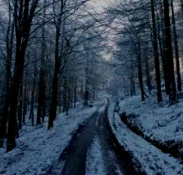 cold and lonely road - Nick Bramhall