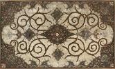Iranian ceiling, circa 1870
