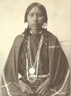 Spokane woman 1897