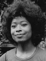 Alice Walker young