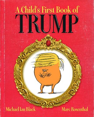 First Book of Trump Cover