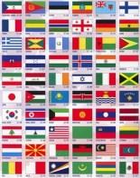 international Flags