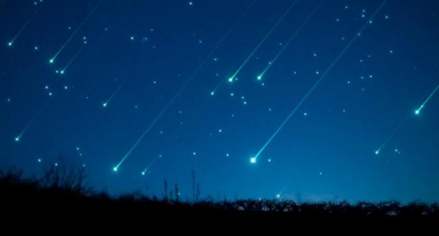 meteor shower 1-2-16