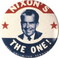 nixons-the-one-vintage-pinback
