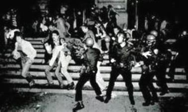 Police Raid on Stonewall