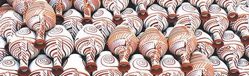 Traditonal Lebanese pottery