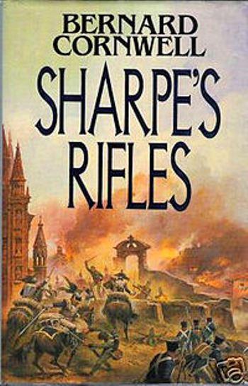 BernardCornwell_SharpesRifles