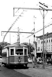 Boston Trackless Trolley