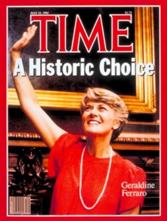 ferraro 1984 Time