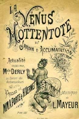 Hottentot Venus Poster_