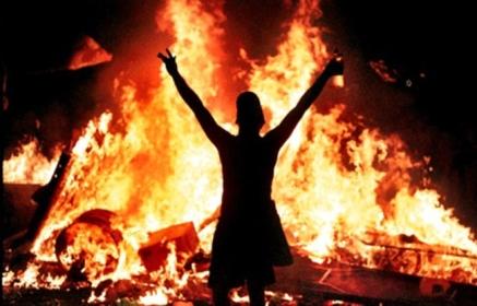 L A riot 1992