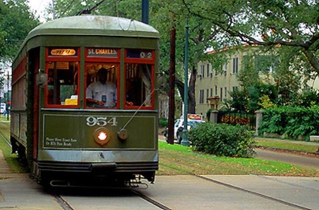 NOLA Charles Street Car