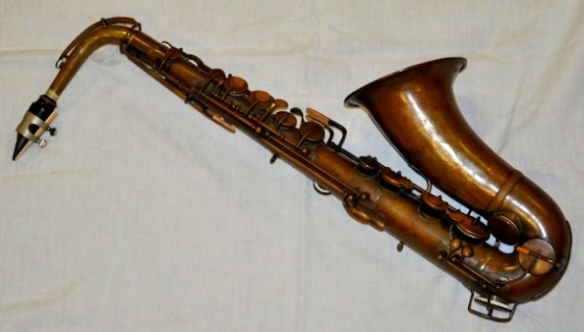 Saxophone - made by Adolphe Sax