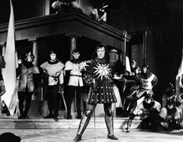 Stratford Ont Festival Richard III 1953