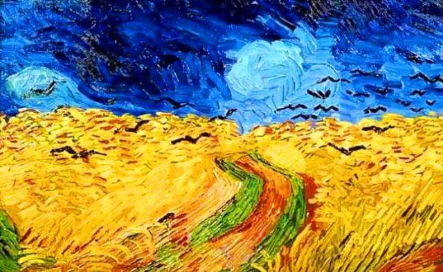 Van Gogh last painting maybe