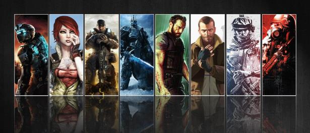 video-game-collage
