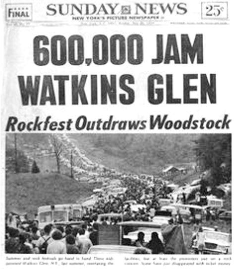 Watkins Glen Summer Jam