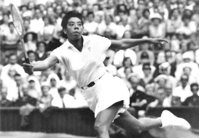althea gibson August 22, 1950
