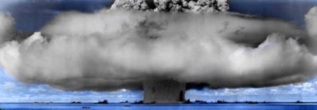 Bikini Atoll_Test_Baker
