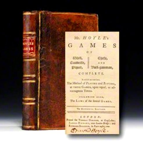 Hoyle Book of Games